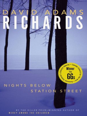 cover image of Nights Below Station Street