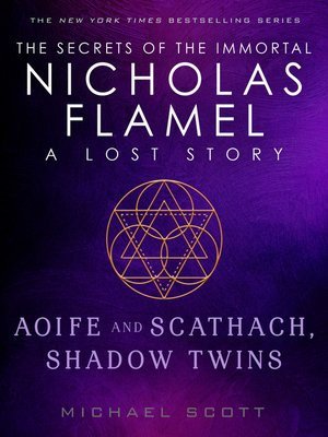 cover image of Aoife and Scathach, Shadow Twins