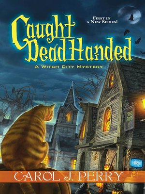 cover image of Caught Dead Handed