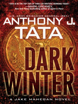 cover image of Dark Winter