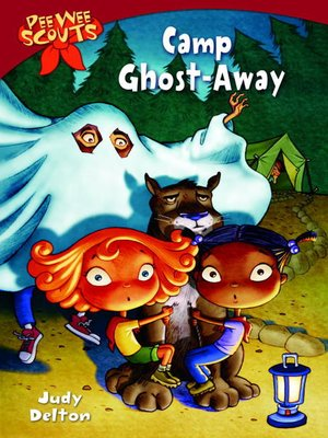 cover image of Camp Ghost-Away