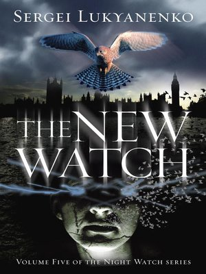 cover image of The New Watch