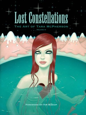 cover image of The Art of Tara McPherson, Volume 2