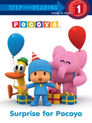cover image of Surprise for Pocoyo (Pocoyo)