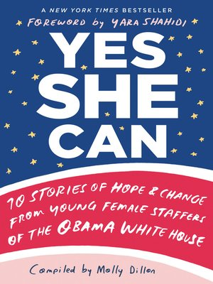 cover image of Yes She Can