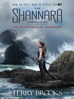 cover image of The Elfstones of Shannara