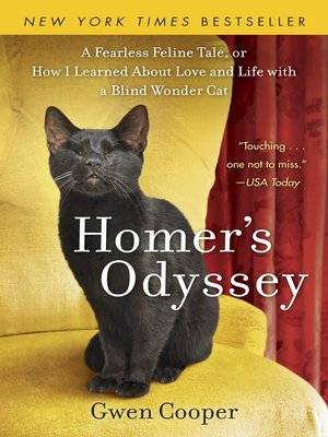 cover image of Homer's Odyssey