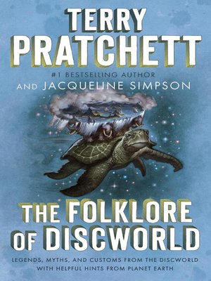 cover image of The Folklore of Discworld