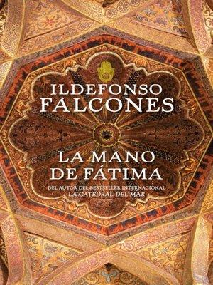 cover image of La mano de Fátima