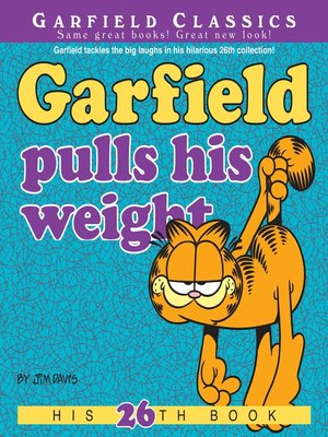 cover image of Garfield Pulls His Weight
