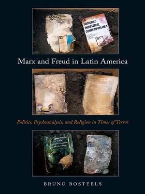 cover image of Marx and Freud in Latin America