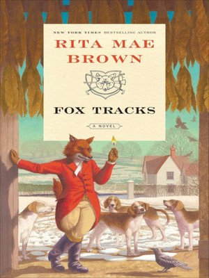 cover image of Fox Tracks