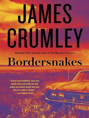 cover image of Bordersnakes