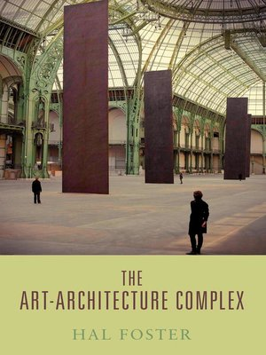 cover image of The Art-Architecture Complex