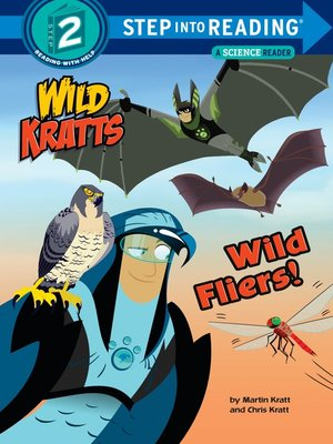 cover image of Wild Fliers! (Wild Kratts)