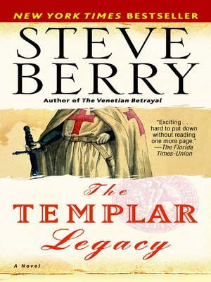 cover image of The Templar Legacy