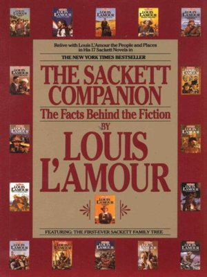 cover image of The Sackett Companion