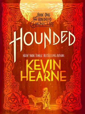 cover image of Hounded (with Bonus Content)