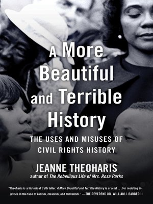 cover image of A More Beautiful and Terrible History