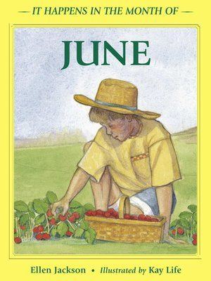 cover image of It Happens in the Month of June