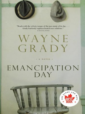 cover image of Emancipation Day