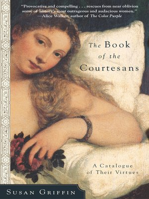 cover image of The Book of the Courtesans