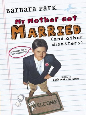cover image of My Mother Got Married and Other Disasters