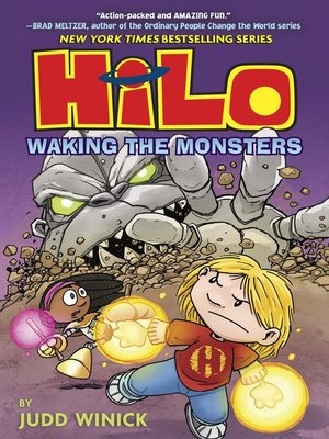 cover image of Waking the Monsters