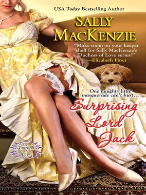 cover image of Surprising Lord Jack