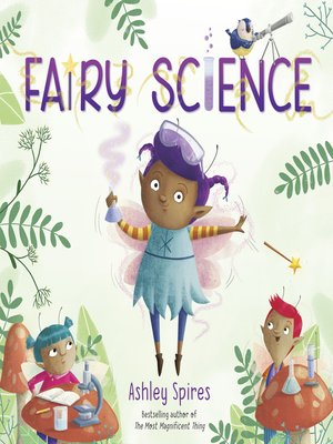 cover image of Fairy Science