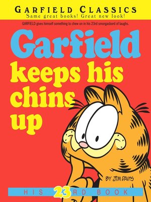 cover image of Garfield Keeps His Chins Up