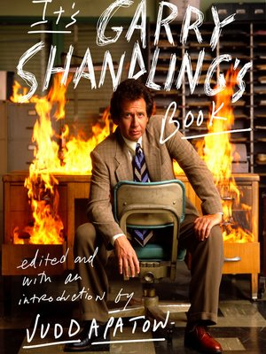 cover image of It's Garry Shandling's Book