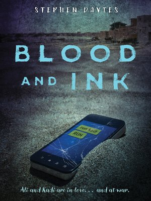 cover image of Blood and Ink