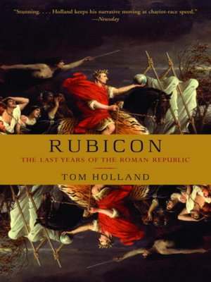cover image of Rubicon