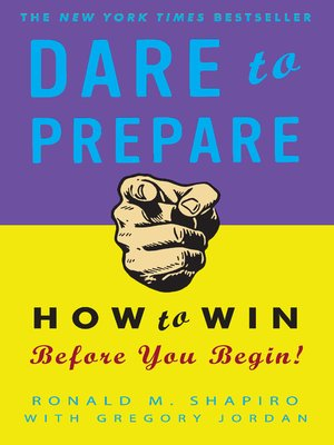 cover image of Dare to Prepare