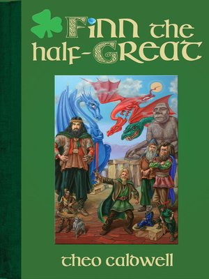 cover image of Finn the half-Great