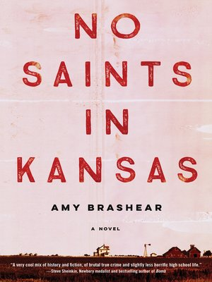 cover image of No Saints in Kansas