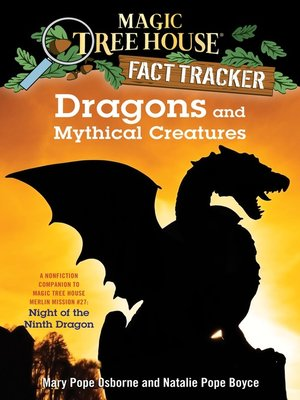 cover image of Dragons and Mythical Creatures