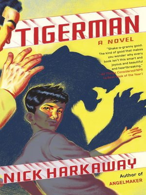 cover image of Tigerman