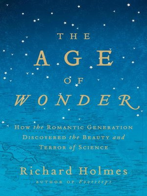 cover image of The Age of Wonder