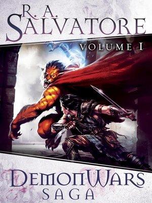 cover image of DemonWars Saga Volume 1