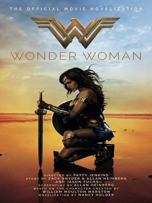cover image of Wonder Woman