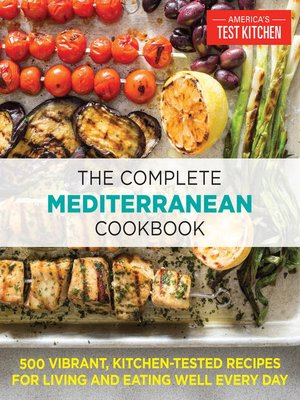 cover image of The Complete Mediterranean Cookbook