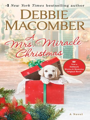 cover image of A Mrs. Miracle Christmas