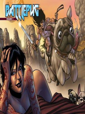 cover image of Battlepug, Volume 1