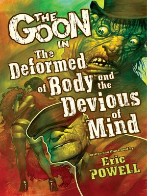 cover image of The Goon, Volume 11