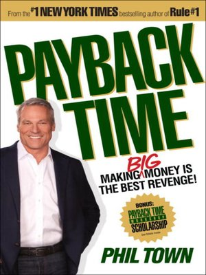 cover image of Payback Time