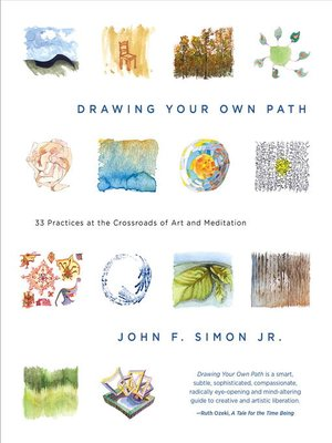cover image of Drawing Your Own Path