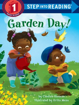 cover image of Garden Day!