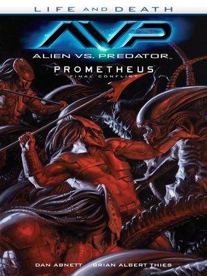 cover image of Alien vs. Predator